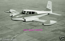 """CESSNA 310 AIRPLANE PUBLICITY REPRINT PHOTO, 4"""" BY 6"""""""