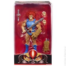 ThunderCats Lion-o Jackalman Wilykat Willykit  Pumyra Mumra Panthro Earth EX