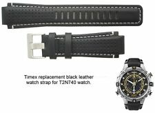 Genuine Timex Watch Strap.Replacement forTimex  IQ Adventure series T2N740 Watch