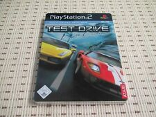 Test Drive Unlimited Steelbook para PlayStation 2 ps2 PS 2 * embalaje original *