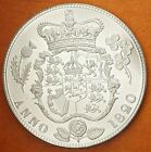 UK Great Britain 1820 Retro Pattern Proof Crown Nickel Silver George IV Coin