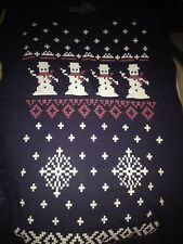 the Chive *Authentic* Ugly Christmas Sweater women's Small t-shirt S Vardagen