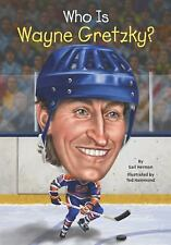 Who Is Wayne Gretzky? by Gail Herman (2015, Paperback)