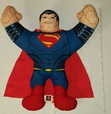 """TM & DC Comics Talking Superman Plush 16"""""""