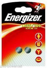 2 x Energizer Alkanie LR54 / 189 / V10GA / LR1130 / V10GA - 1 x 2er Blister