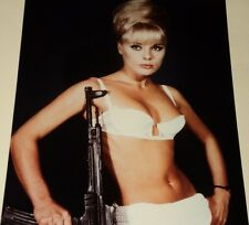 ELKE SOMMER / DEADLIER THAN THE MALE /  8 X 10  COLOR  PHOTO