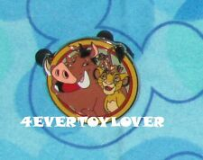 Disney Pin Best Friends Mystery Pack Simba Timon and Pumbaa Lion King Pins