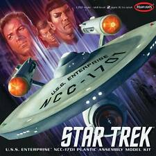 Polar Lights 1/350 Star Trek TOS Enterprise Plastic Model Kit POL880 PLL880 NEW