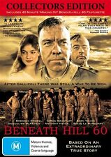BENEATH HILL 60 DVD R4 New / Collectors Edition