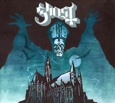 Opus Eponymous [Slipcase] by Ghost (Sweden) (CD, Jan-2011, Metal Blade)
