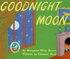 GOODNIGHT MOON [9780060775858 - CLEMENT HURD MARGARET WISE BROWN (HARDCOVER) NEW