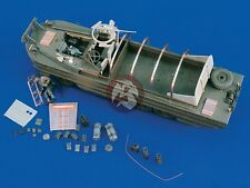 Verlinden 1/35 DUKW Amphibious Truck Detail & Update Set WWII (for Italeri) 1915
