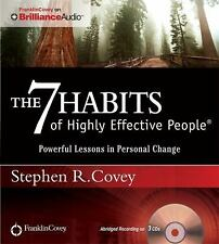 The 7 Habits of Highly Effective People: Powerful Lessons in Persona . EXLIBRARY