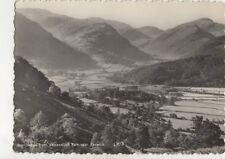 Borrowdale From Watendlath Path Near Keswick RP Postcard 034b