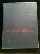 NEW-TOWN PLANNING: PRINCIPLES AND PRACTICE by Gideon Golandy 1976