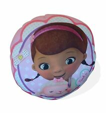 Disney Doc Mcstuffins Hugs Shaped Cushion Brand New Gift