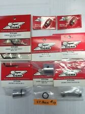 BRAND NEW SUPER TIGRE VARIOUS SPARE PARTS FOR G51 CONTROL LINE ENGINE - AS PIC