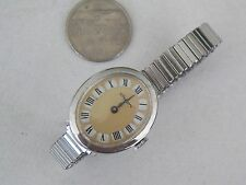 WOMEN'S SWISS DYNASTY HAND WIND WATCH FOR PARTS OR REPAIR