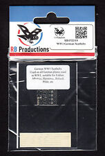 rb-p32018/ RB Productions - WW1 German Seatbelts - 1/32