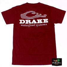 DRAKE WATERFOWL GAME DAY LOGO S/S T-SHIRT MISSISSIPPI STATE UNIVERSITY XL