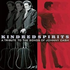 Kindred Spirits: A Tribute to the Songs of Johnny Cash (CD)