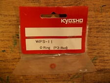 WPS-11 O-Ring W5001 W5002 Gold Shock - Kyosho Turbo Optima Mid Ultima Mid Lazer