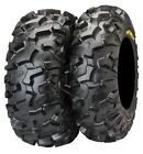 (2) 27-9-12 & (2) 27-11-12 ITP Blackwater Evolution 8 ply Radial ATV Tires USA