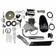 80CC 2-STROKE CYCLE GAS MOTORIZED BICYCLE KIT BIKE PETROL ENGINE Motor Mount