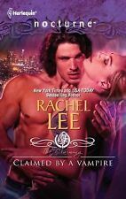 * Claimed by a Vampire 129 by Rachel Lee (2012, Paperback)