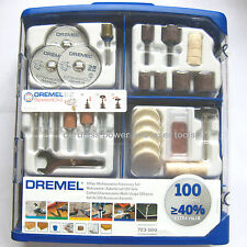Dremel 723-100 Piece Multipurpose Accessory Gift Set Kit for Rotary Multi Tools