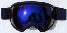 NEW $160 Electric EG2 Adult Winter Snow Ski Purple Goggles Spy Blue Chrome Lens