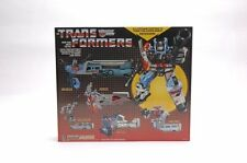 Top TRANSFORMERS G1 PROTECTOBOTS DEFENSOR GIFTSET MIB AUTOBOT Spielzeug