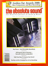 the absolute sound (tas), Issue 127, December 2000 / January 2001