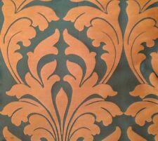 DESIGNERS GUILD Milano Arabesque Trevera Turquoise Gold Remnant New