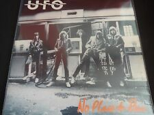 """UFO """"No Place To Run"""" Original LP. 1st edition. Produced by George Martin !"""