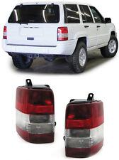 Jeep Grand Cherokee 92-99  RÜCKLEUCHTEN ROT KLAR