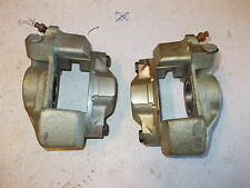 2 X PINZE FRENI ANTERIORI INNOCENTI MINI 90 120 FRONT BRAKE CALIPERS LOCKHEED
