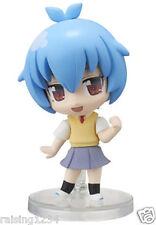 BANDAI EVA Evangelion Doll Petit 2 Gashapon Mini Figure (Rei Ayanami #A)