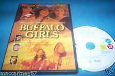 DVD BUFFALO GIRLS AVEC MELANIE GRIFFITH ET PETER COYOTE (buffalo bill)