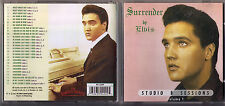 Elvis Presley CD Surrender by Elvis - Studio B Sessions - Gospel Outtakes