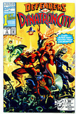  •.•  DEFENDERS OF DYNATRON CITY • Issue 1 • Marvel Comics