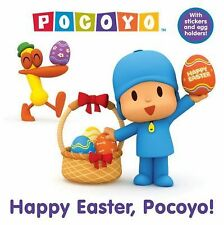Happy Easter, Pocoyo by Kristen L. Depken (2014, Picture Book)