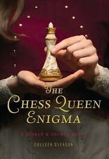 The Chess Queen Enigma: A Stoker & Holmes Novel (Stoker & Holmes Novels), Gleaso