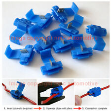 scotch clips self stripping cable joining wire connectors 10  pieces ~
