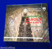 NEW Sealed Favourite Carols from Kings The Choir of Kings College Cambridge CD