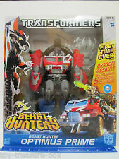 Transformers Beast Hunters - Optimus Prime - Autobot Leader - Ages 5 and up