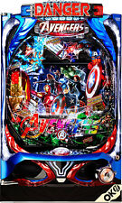 AVENGERS MARVEL Pachinko Machine Japanese Slot Balls Fever IRON MAN THOR AWESOME