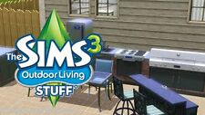 THE SIMS 3 OUTDOOR LIVING STUFF expansion [PC/Mac] Origin key