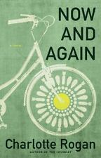Now and Again by Charlotte Rogan (2016, softcover) Advanced Reader Copy/ARC