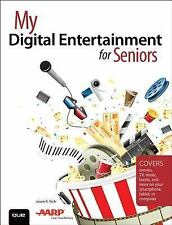 My Digital Entertainment for Seniors Covers movies, TV, music, books and more o